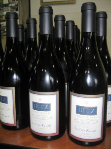 Breaking News — Betz Family Winery Sold!