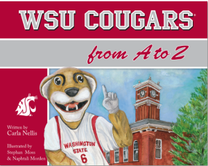 WSU Cougars from A to Z! Congrats to Carla Nellis