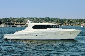 Newest yachts on the West Coast at Crow's Nest Yachts!