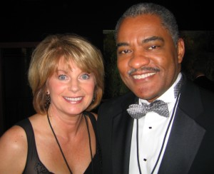 Elson Floyd and Margo Myers