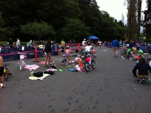 Kid's Seafair Triathlon
