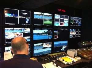 Seafair 2012 in the KIRO truck