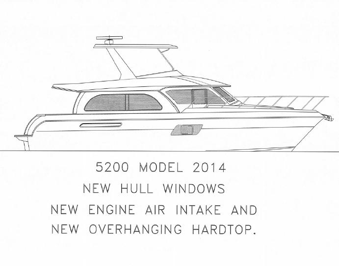 Crow's Nest Yachts Navigator 5200