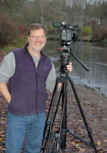 KOMO Photographer Bill Strothman.