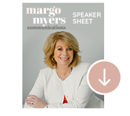 Download Margo's Speaker One Sheet